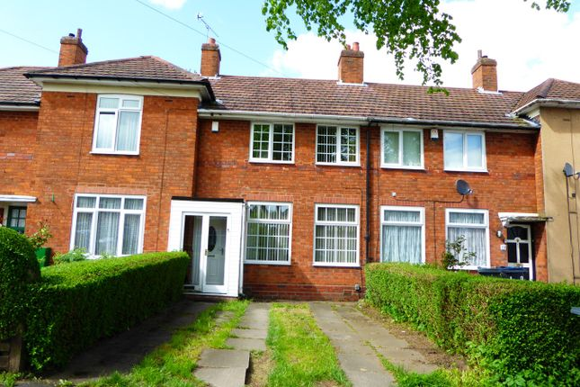 2 bed terraced house for sale in Hopstone Road, Birmingham