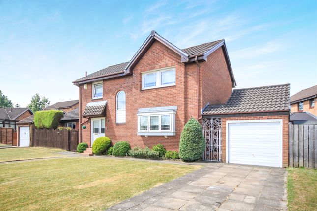 Thumbnail Detached house for sale in Andrew Sillars Avenue, Cambuslang, Glasgow