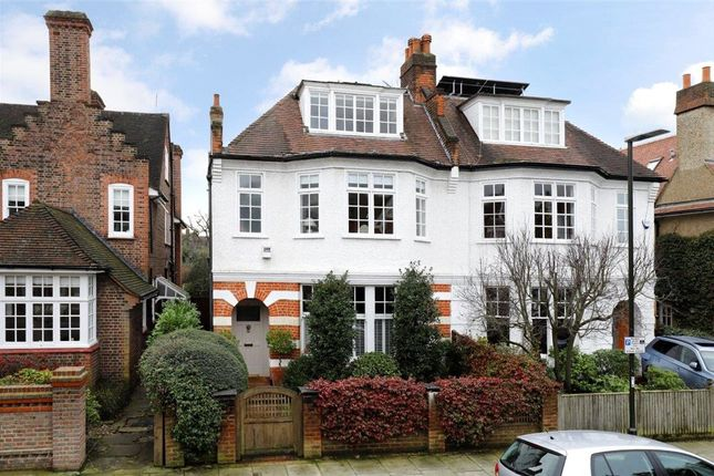 Thumbnail Semi-detached house for sale in Murray Road, Wimbledon Village