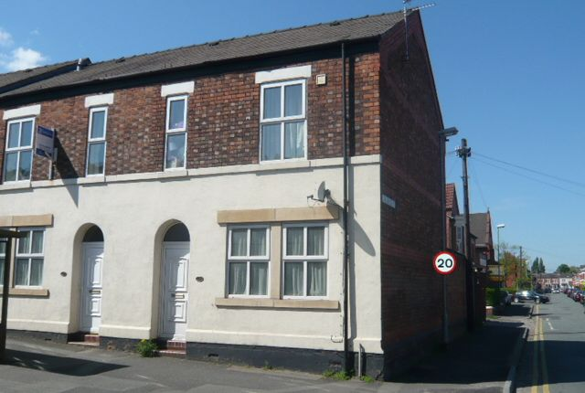 Thumbnail Terraced house to rent in Edleston Road, Crewe, Cheshire