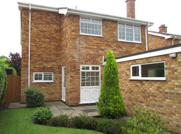 Thumbnail Detached house to rent in Brockington Road, Bodenham, Hereford