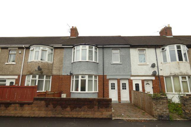 Thumbnail Flat to rent in Alexandra Road, Ashington