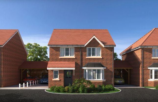 Thumbnail Detached house for sale in Southampton Road, Park Gate, Southampton