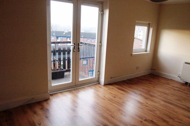 Thumbnail 3 bedroom flat to rent in 43 Kimberley Street, Mountblow, Clydebank
