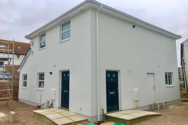 Thumbnail Flat to rent in Brooklyn Road, Seaford
