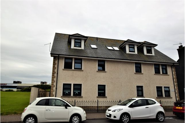 Thumbnail Flat for sale in Harbour Street, Irvine