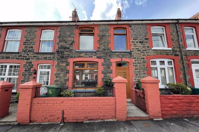 3 bed terraced house for sale in Rosser Street, Maesycoed, Pontypridd CF37
