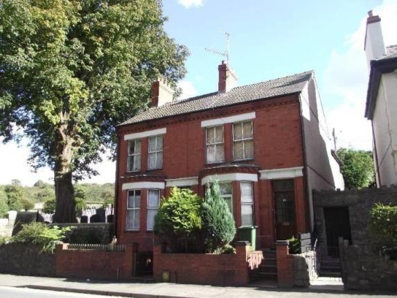 Thumbnail Semi-detached house for sale in Caernarfon Road, Bangor, Gwynedd