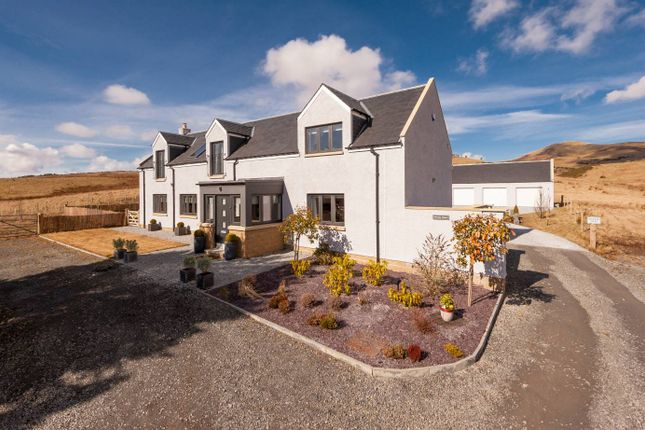 Thumbnail Detached house for sale in Eight Mile Burn, Hillview House, Silverburn