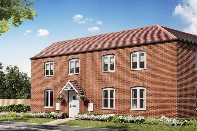 """3 bed semi-detached house for sale in """"Wykham"""" at White Post Road, Bodicote, Banbury OX15"""