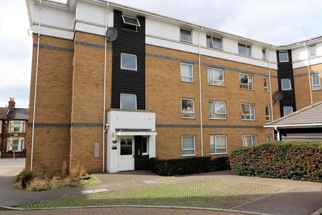 Thumbnail Flat for sale in Firmans Court, Wood Street, Walthamstow, London