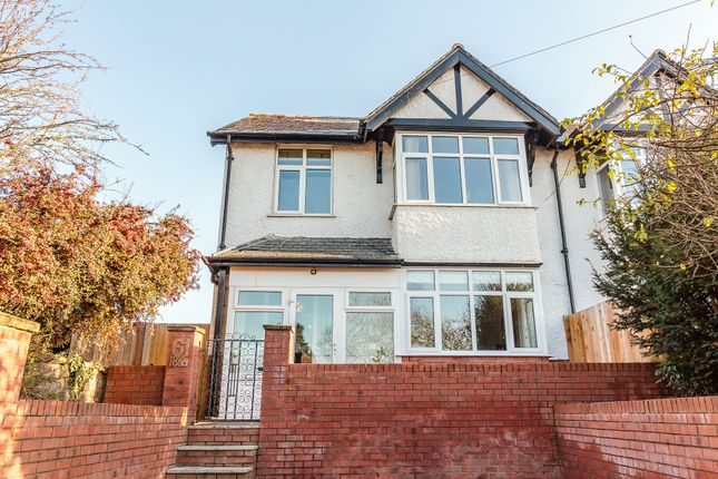 4 bed semi-detached house for sale in Ross Road, Hereford