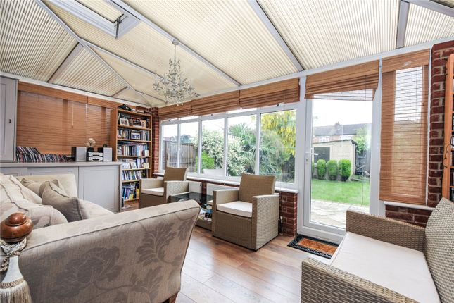 Thumbnail Terraced house for sale in Hedge Lane, Palmers Green, London