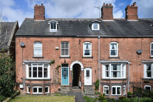 Thumbnail Town house for sale in King Street, Ashbourne