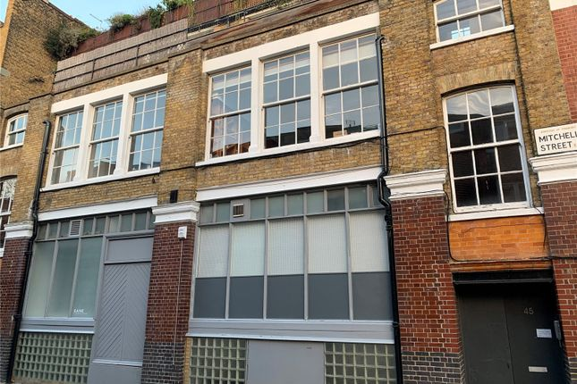 Thumbnail Office for sale in Mitchell Street, London