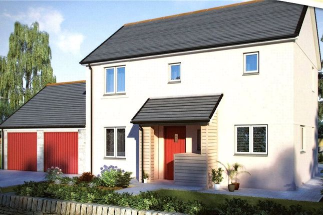 Thumbnail Detached house for sale in Wallis Place, Camborne, Cornwall
