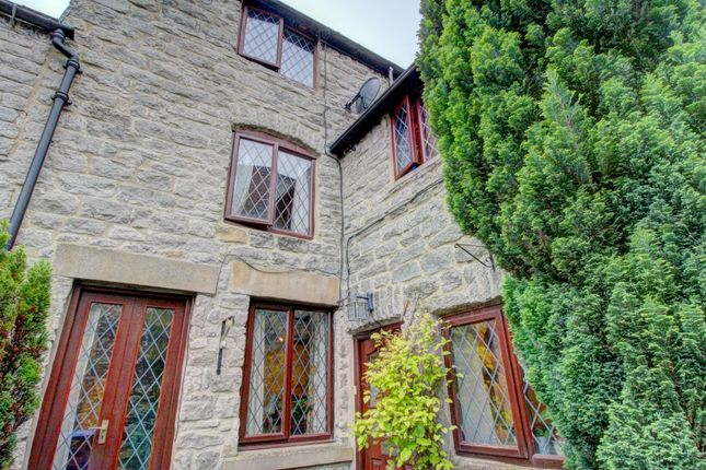 Thumbnail Cottage for sale in Church Street, Bradwell, Hope Valley