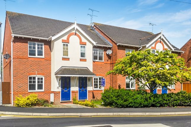Thumbnail Mews house to rent in Wistaston Road, Willaston, Nantwich