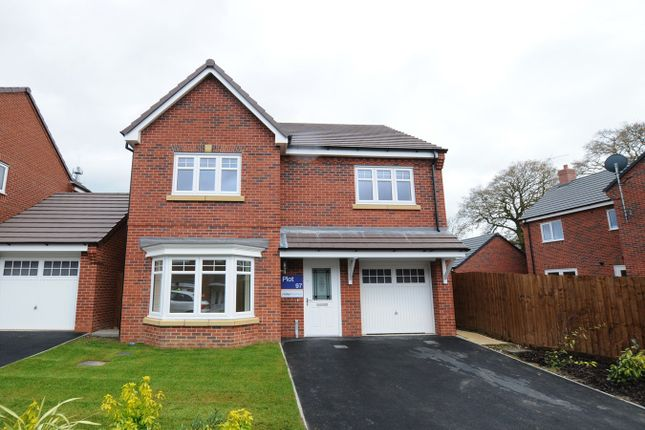 Thumbnail Detached house for sale in Wyaston Road, Ashbourne