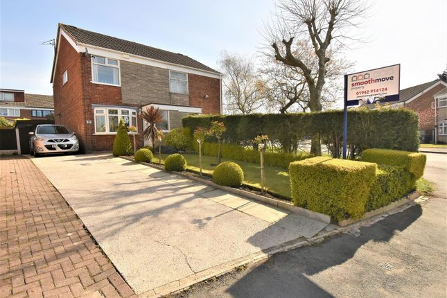 3 bed semi-detached house to rent in Abbey Road, Astley, Manchester M29