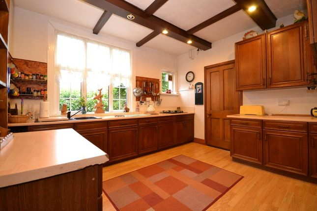 Thumbnail Detached house for sale in Park Road, Wootton Bridge, Isle Of Wight