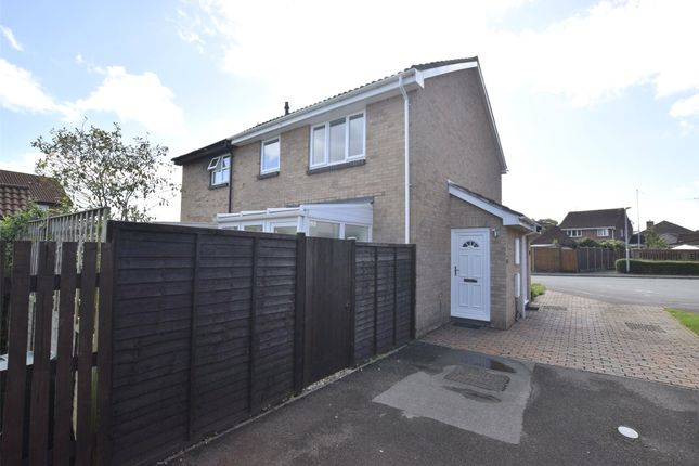 Thumbnail Semi-detached house for sale in Fontana Close, Longwell Green, Bristol