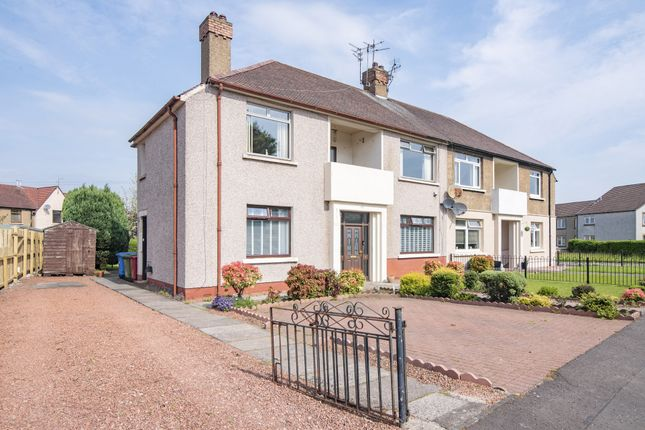 Thumbnail Flat for sale in Newlands Road, Grangemouth