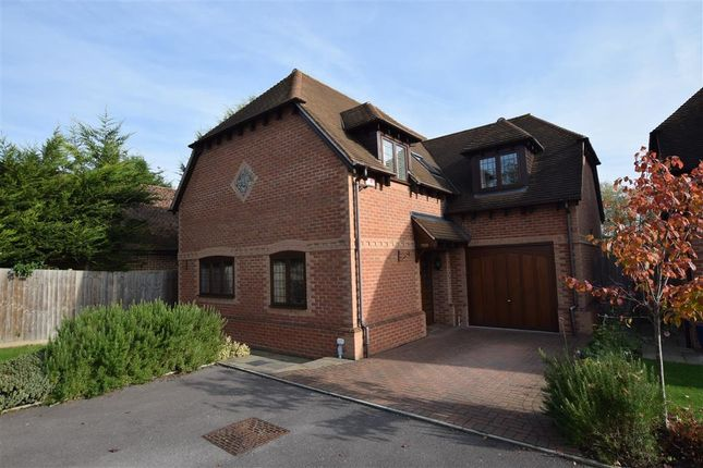 Thumbnail Detached house for sale in Grovelands Road, Spencers Wood, Reading