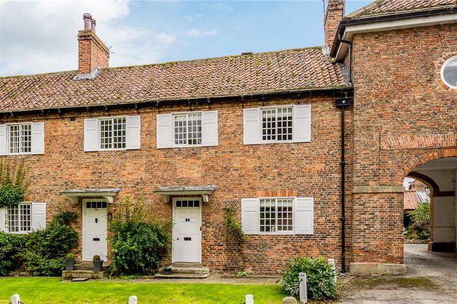 Thumbnail Property for sale in Goldsborough Hall Cottages, Church Street, Goldsborough, Knaresborough