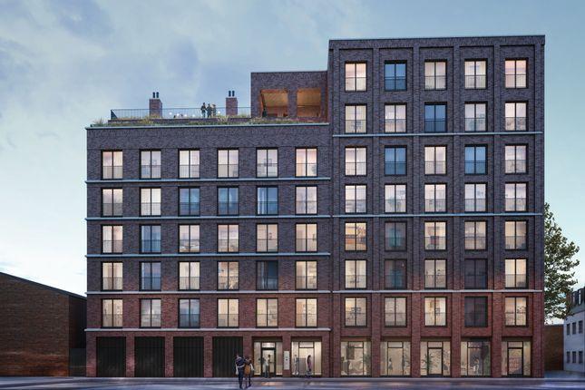 1 bedroom flat for sale in 1 Varcoe Road, London