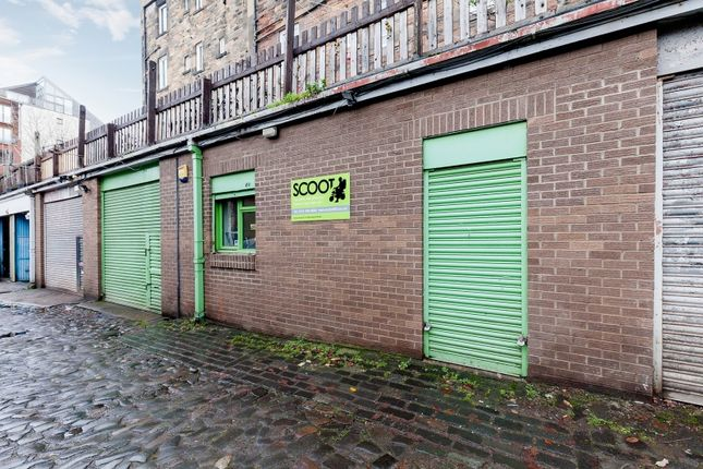 Thumbnail Commercial property for sale in Brunswick Road, Edinburgh