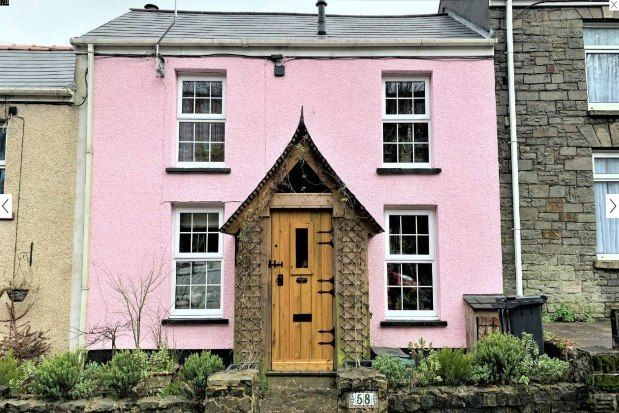 1 bed terraced house to rent in James Street, Swansea SA8