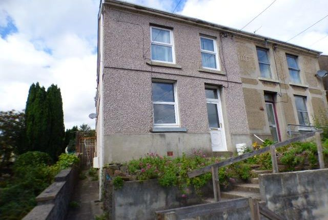 Thumbnail Flat to rent in Grove Road, Pontardawe, Swansea