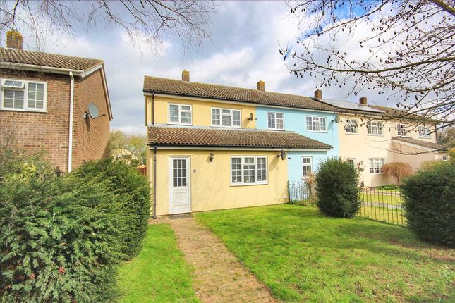 Thumbnail 3 bed end terrace house for sale in Green Willows, Lavenham, Sudbury