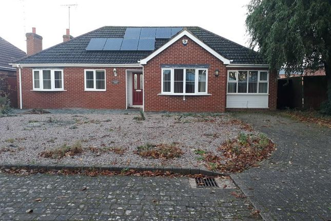 4 bed detached bungalow for sale in Armitage Close, Holbeach, Spalding, Lincs PE12