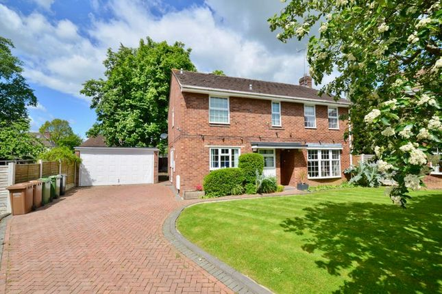 Thumbnail Detached house for sale in Lanesfield Park, Greenhill, Evesham