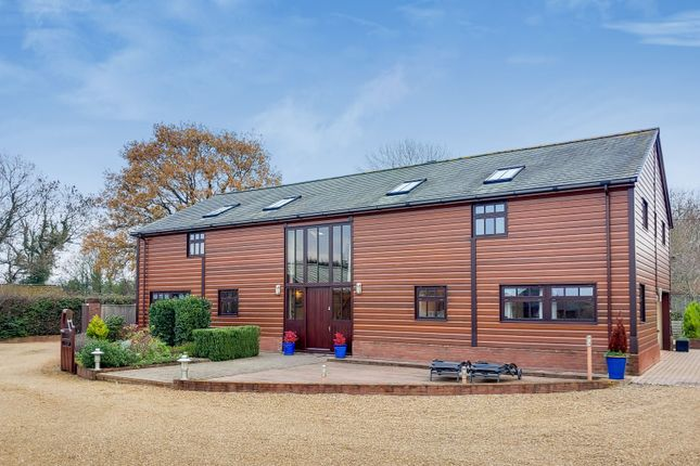 Thumbnail Barn conversion to rent in Hungry Hill Lane, Send, Surrey