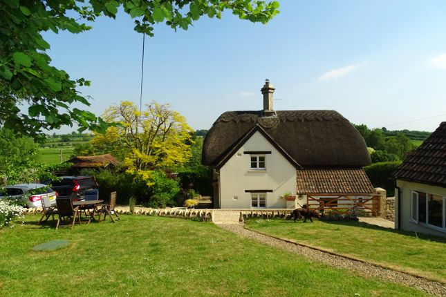 Thumbnail Detached house for sale in Ratford Hill, Ratford, Calne, Wiltshire