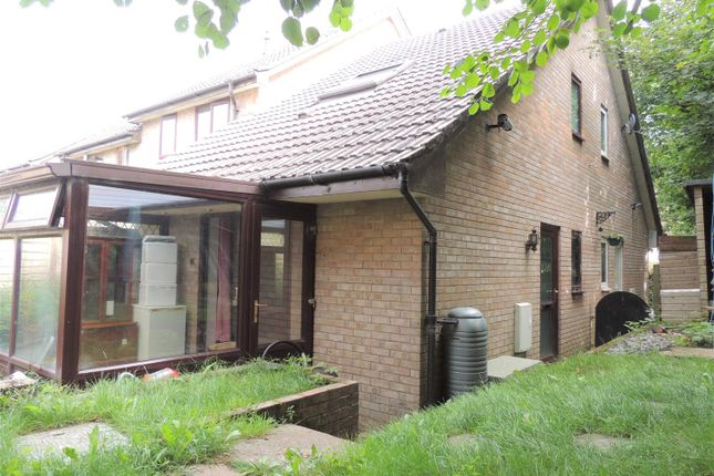 Thumbnail Terraced house for sale in Manor View, Par