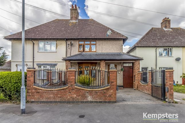 Thumbnail Semi-detached house for sale in Heathview Road, Grays