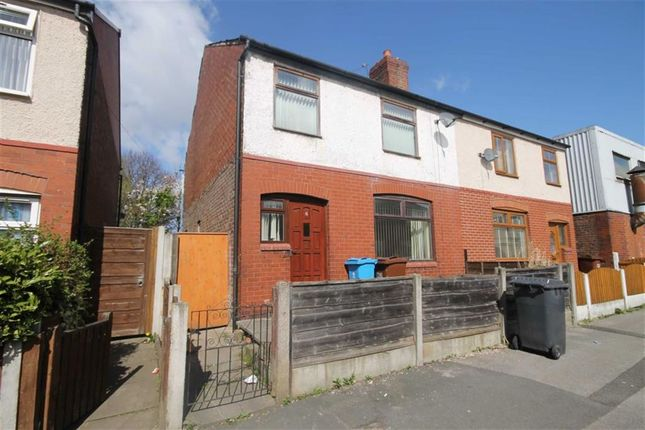 Thumbnail Semi-detached house to rent in Henley Street, Chadderton, Oldham