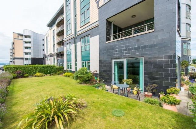 Thumbnail Flat to rent in Western Harbour Drive, Edinburgh