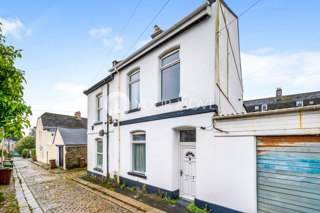 Thumbnail Semi-detached house for sale in Beyrout Cottages, Plymouth