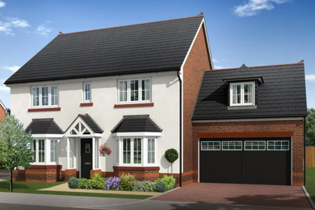 Thumbnail Detached house for sale in The Mellor, Off Boundary Park, Neston, Cheshire