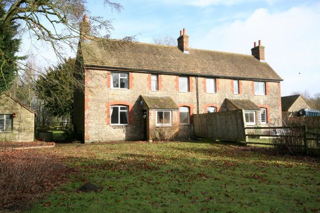 Thumbnail Semi-detached house to rent in Great Park Farm Cottages, Besselsleigh, Abingdon