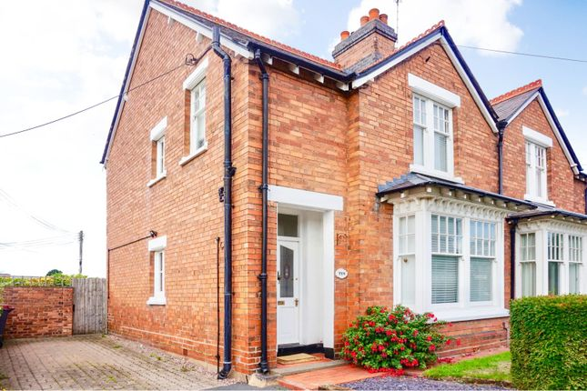 Thumbnail Semi-detached house for sale in Station Road, Admaston