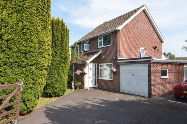 Thumbnail Detached house for sale in Princess Gardens, Hilperton, Trowbridge