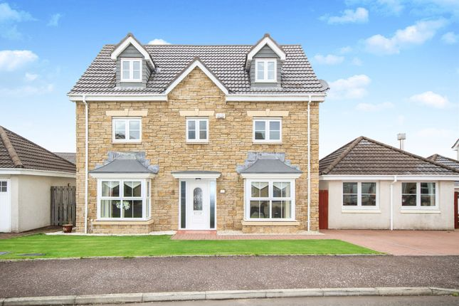 Thumbnail Detached house for sale in Hawthorn Way, Cambuslang, Glasgow