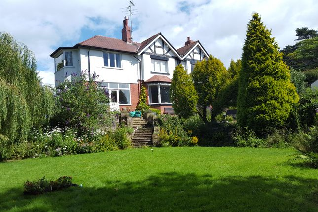 Thumbnail Detached house for sale in New Road, Llanddulas, Abergele