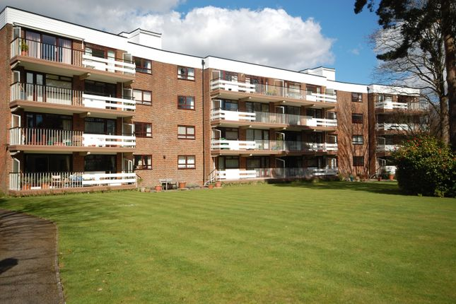 Thumbnail Flat to rent in Martello House, 2 Western Road, Canford Cliffs